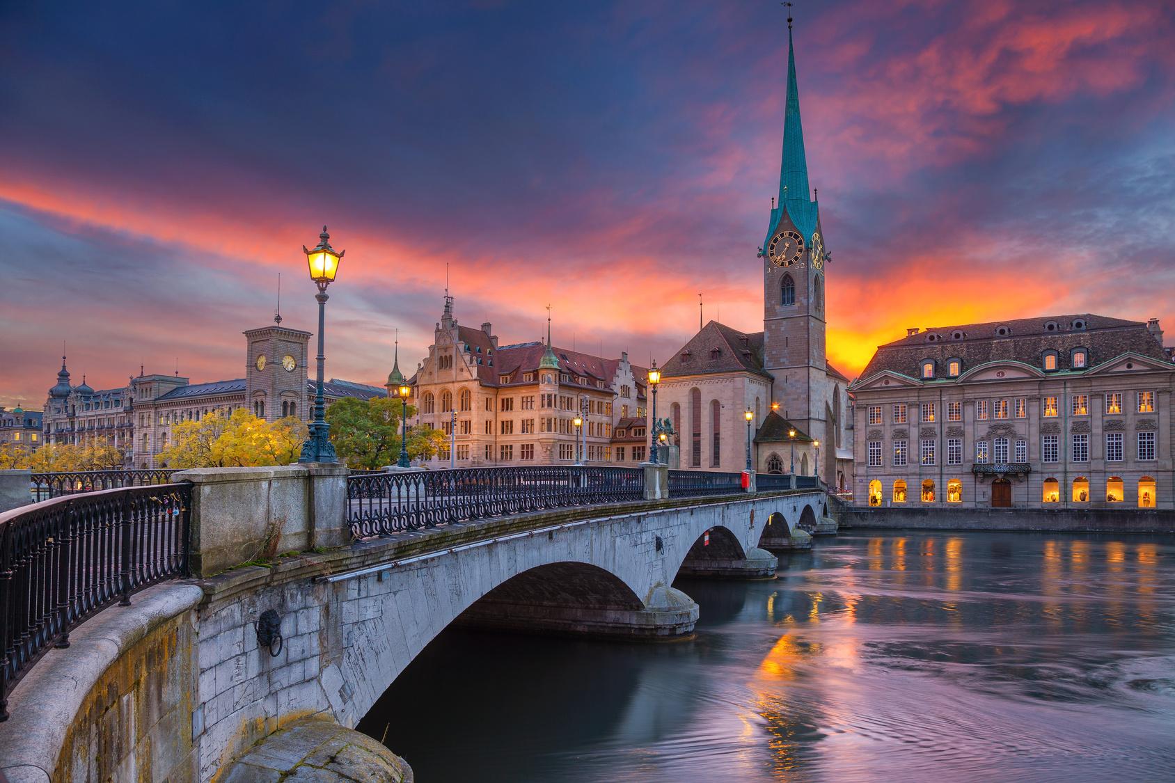 Zurich-Pristina