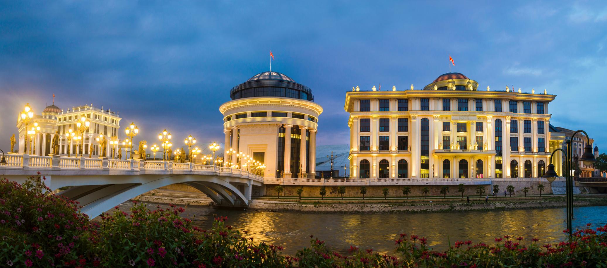 Skopje-Zürich