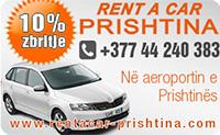 Rent a Car Prishtina