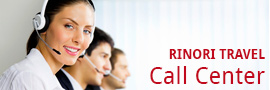 Rinori Travel - Call Center